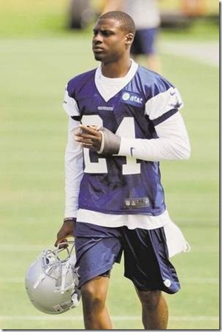 Dallas Cowboys CB Morris Claiborne - The Boys Are Back blog