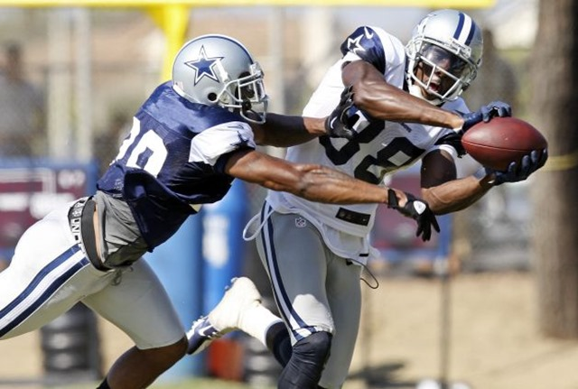 Dallas Cowboys cornerback Brandon Carr defends Dez Bryant - The Boys Are Back blog