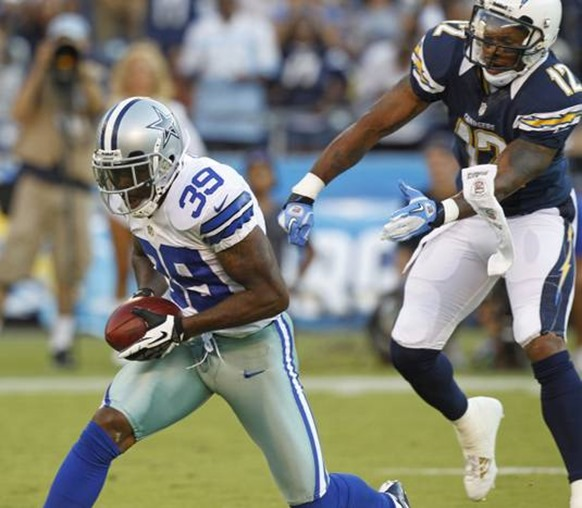 San Diego Chargers Dallas Cowboys: GT: Tampa Bay Bucs (1-1) @ Dallas Cowboys (1-1) W3