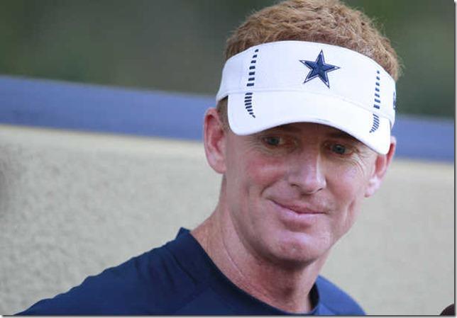 Dallas Cowboys head coach Jason Garrett - Valley Ranch - The Boys Are Back blog