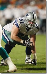 Dallas Cowboys OL Bill Nagy - The Boys Are Back blog