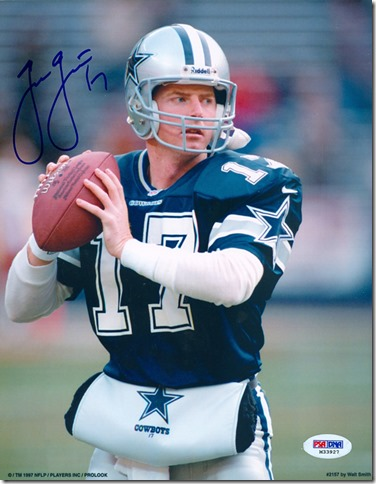 Dallas Cowboys QB Jason Garrett (17) - The Boys Are Back blog