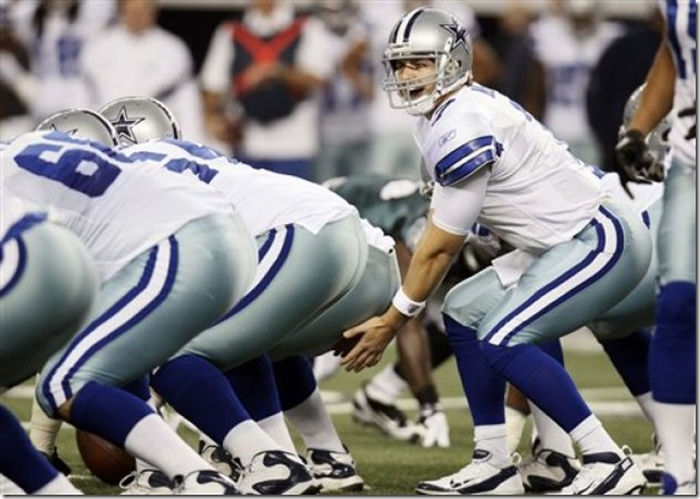 Dallas Cowboys QB Stephen McGee - The Boys Are Back blog