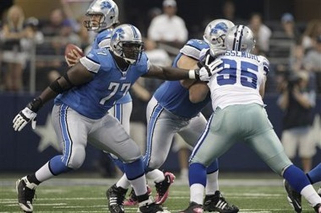 Dallas Cowboys Sean Lissemore vs Detroit Lions - The Boys Are Back blog
