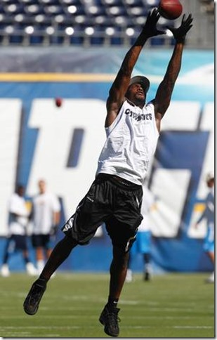Dallas Cowboys wide receiver Dez Bryant (88) jumps to catch a pass at practice - The Boys Are Back blog