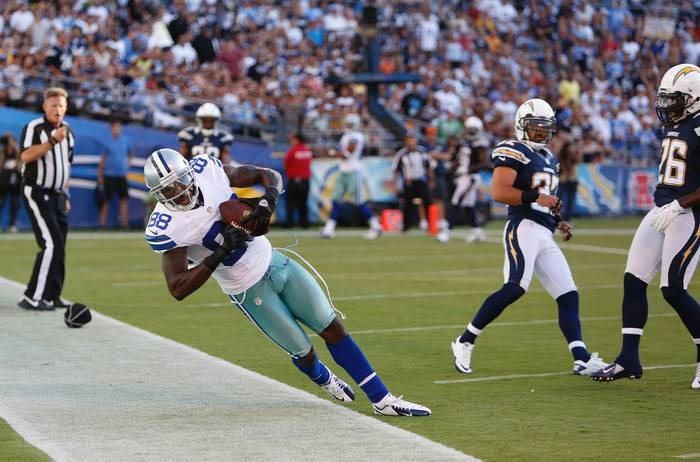 Injury Update Dez Bryant Injured In Monday S Workout The