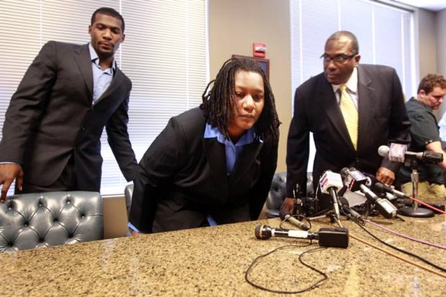 Dez Bryant's lawyer, Royce West, and mother - The Boys Are Back blog