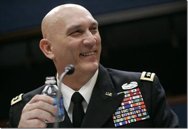General Raymond T. Odierno, the Army Chief of Staff - The Boys Are Back blog