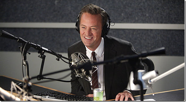 GO ON Show on NBC with Matthew Perry - The Boys Are Back blog