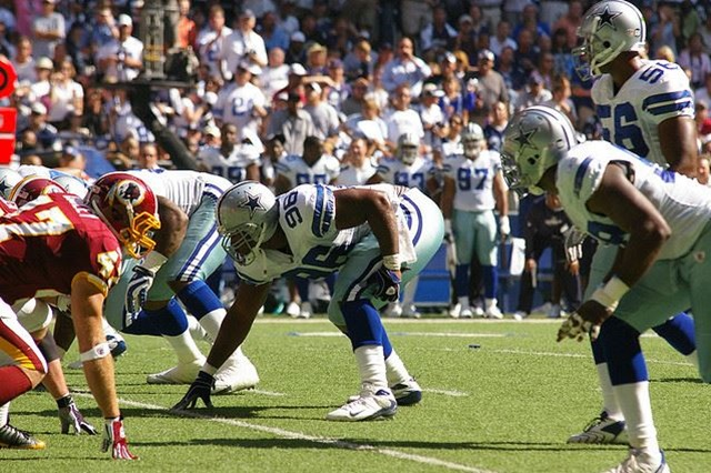 PLAYER SPOTLIGHT - Dallas Cowboys DE Marcus Spears - The Boys Are Back blog
