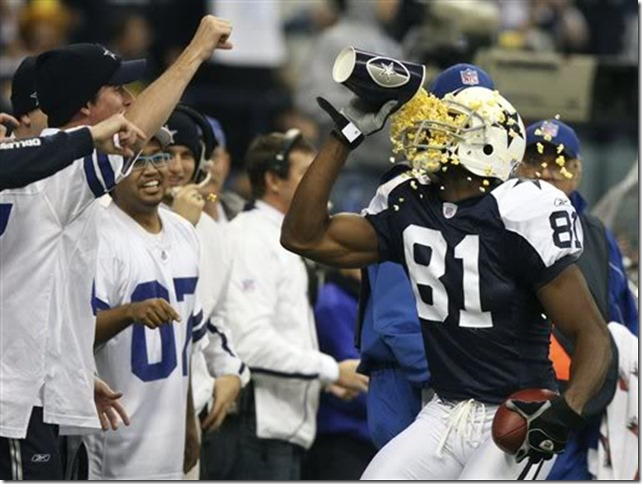 Terrell Owens Popcorn - The Boys Are Back blog