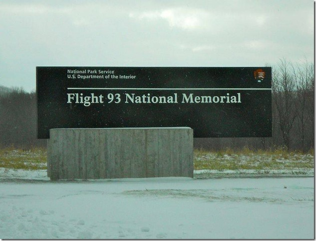 United States of America Flight 93 National Memorial - The Boys Are Back blog