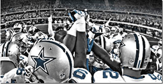 2012 Dallas Cowboys on Game Day - Going to War - The Boys Are Back blog