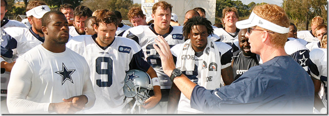 Are you ready for the 2012-2013 Dallas Cowboys - The Boys Are Back blog