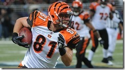 Dallas Cowboys have claimed tight end Collin Cochart off waivers from the Bengals - The Boys Are Back blog