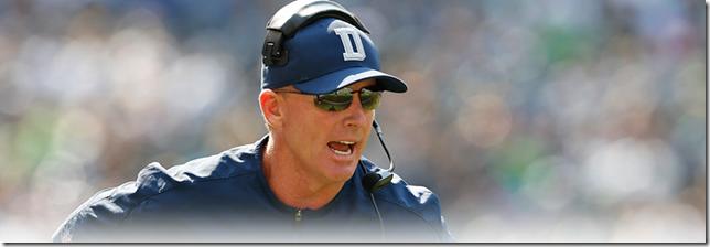 Dallas Cowboys head coach Jason Garrett 2012 - The Boys Are Back blog