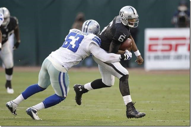 Dallas Cowboys LB Adrian Hamilton joins Baltimore Ravens practice squad - The Boys Are Back blog