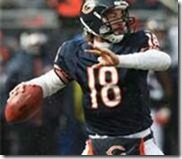 Dallas Cowboys QB Kyle Orton former Chicago Bear - The Boys Are Back blog