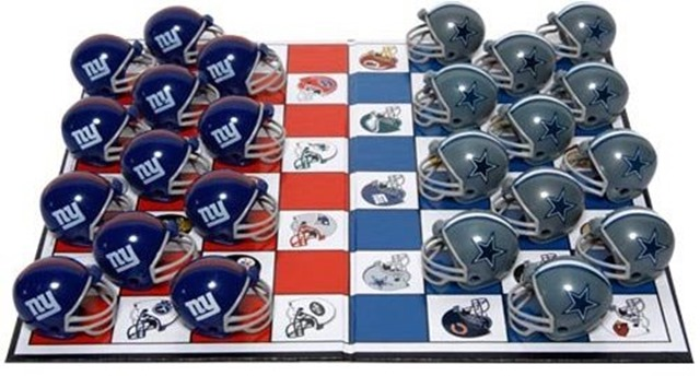 Dallas Cowboys vs New York Giants - NFC East rivals - The Boys Are Back blog