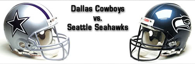 Dallas Cowboys vs. Seattle Seahawks - The Boys Are Back blog
