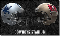 Dallas Cowboys vs. Tampa Bay Buccaneers at Cowboys Stadium - The Boys Are Back blog