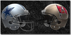 Dallas Cowboys vs. Tampa Bay Buccaneers - The Boys Are Back blog