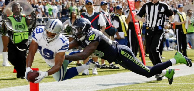 Dallas Cowboys WR Miles Austin scores the Dallas Cowboys only TD vs Seattle Seahawks - The Boys Are Back blog
