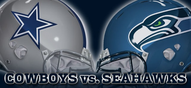 GAMEDAY - Dallas Cowboys vs Seattle Seahawks - The Boys Are Back blog