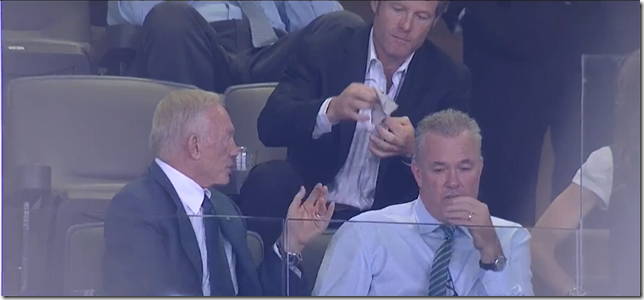 Jerry Jones and his CEC - Certified Eyeglass Cleaner - The Boys Are Back blog