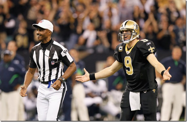 The NFL reportedly also threatens fines and suspensions for coaches or players for non-professional conduct with replacement officials - The Boys Are Back blog