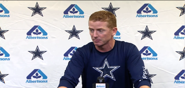 Video - Jason Garrett Press Conference - The Boys Are Back blog