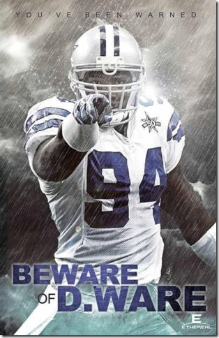 You have been warned - Beware of D Ware - The Boys Are Back blog