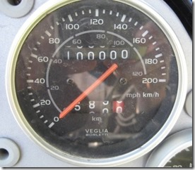 100000 miles - The Boys keep rolling - The Boys Are Back blog