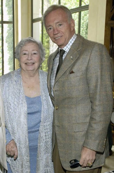 Arminta Jones and her son Jerry Jones - The Boys Are Back blog