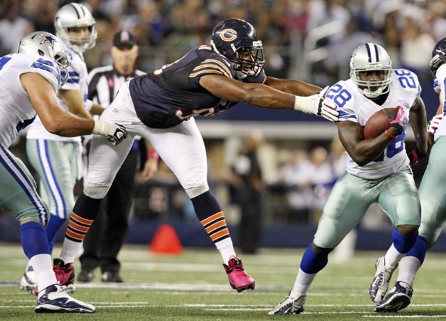 Dallas Cowboys' Felix Jones looks for room to run - The Boys Are Back blog