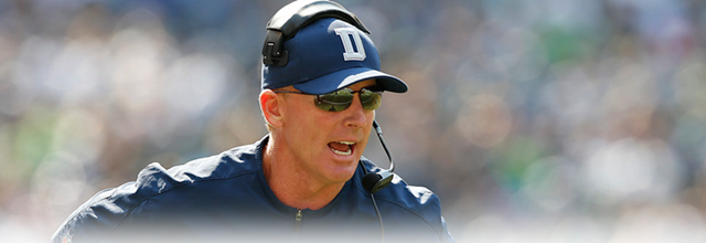 Dallas Cowboys head coach Jason Garrett 2012 - The Boys Are Back blog
