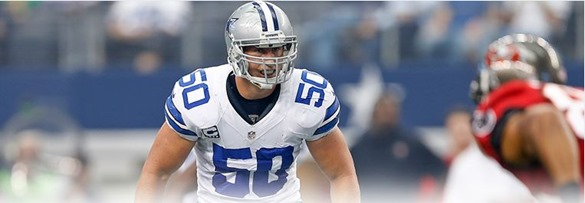 Dallas Cowboys ILB Sean Lee - The Boys Are Back blog