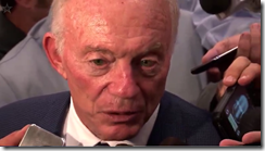 Dallas Cowboys owner Jerry Jones press conference - Dallas vs Chicago - The Boys Are Back blog