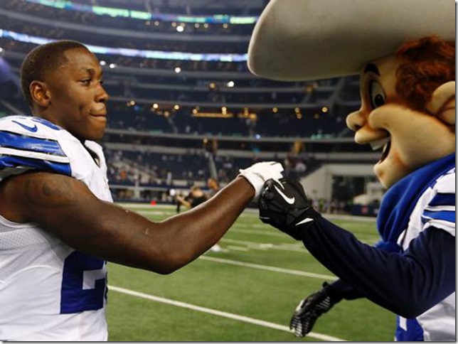 Dallas Cowboys RB Lance Dunbar joins the 53-man roster - The Boys Are Back blog