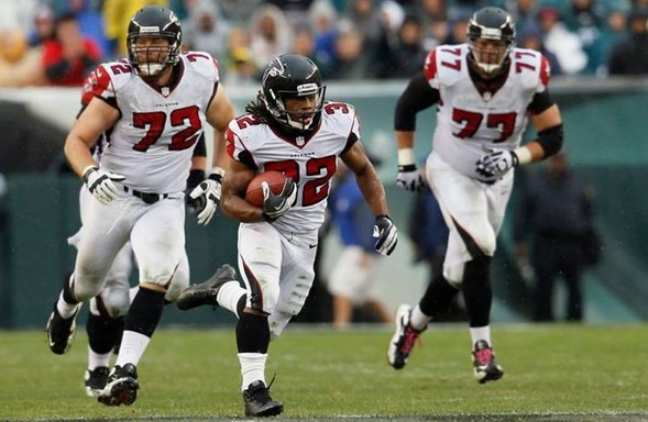 Dallas Cowboys vs Atlanta Falcons RB Jacquizz Rodgers - The Boys Are Back blog