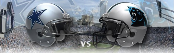 Dallas Cowboys vs. Carolina Panthers 2012 - The Boys Are Back blog