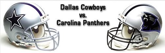 Dallas Cowboys vs. Carolina Panthers - The Boys Are Back blog