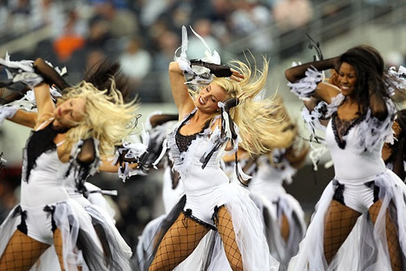 Happy Halloween - Dallas Cowboys Cheerleaders - The Boys Are Back blog