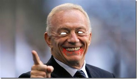 Happy Halloween - Dallas Cowboys Jerry Jones - The Boys Are Back blog
