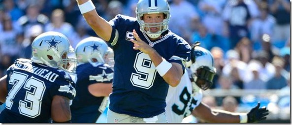 RIVAL HEADLINE - Carolina Panthers fall to the Cowboys 19-14 - The Boys Are Back blog