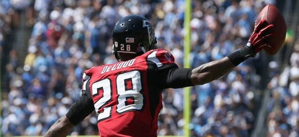 Dallas Cowboys vs Atlanta Falcons S Thomas DeCoud - The Boys Are Back blog