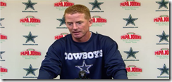 VIDEO - Jason Garrett Press Conference - Dallas vs Chicago - The Boys Are Back blog