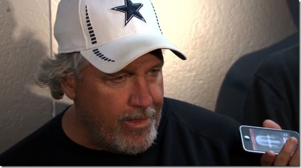Video - Rob Ryan press conference - click on picture to watch