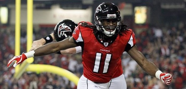 Dallas Cowboys vs Atlanta Falcons WR Julio Jones - The Boys Are Back blog