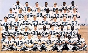 1967 Dallas Cowboys defeated Cleveland Browns in Eastern Conference Championship game - The Boys Are Back blog